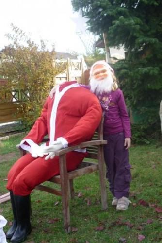 2009 Préparation du Père-Noël