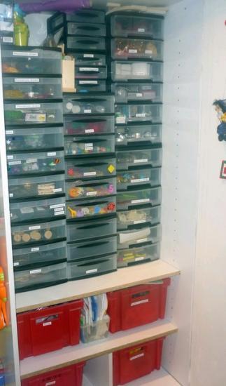 La salle de jeux - Materiel de bricolage ...
