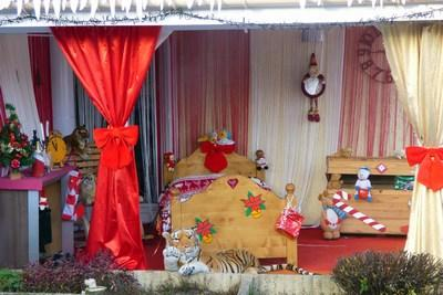 2014: la chambre du Père-Noël