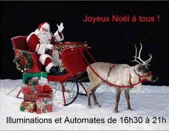 No l d co exterieur for Pere noel decoration exterieur