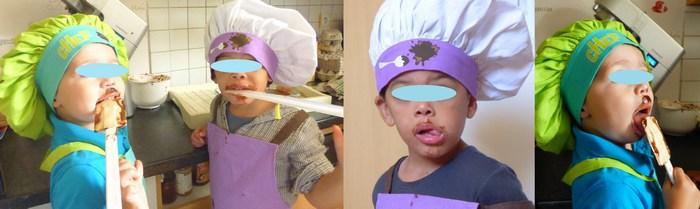 Mini timeo aubin cuisinent